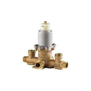 Pfister TX8 Series Tub/Shower Rough Valve with Stops TX8 340A
