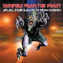 Iron Maiden Tribute   Numbers From The Beast An All Star Salute To Iron Maiden Hard Rock
