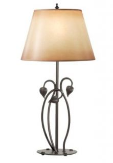 Stone County 901 597 Ginger Leaf Iron Table Lamp