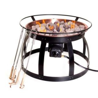 Camp Chef Santa Fe Propane Gas Fire Pit FP29TG