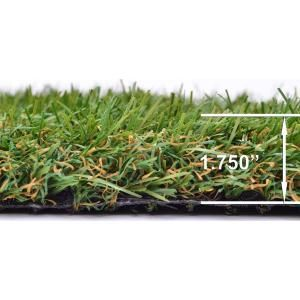 Turf Evolutions TruGrass Natural Gold 15 ft. x Custom Length Special Order Artificial Turf NATGLD
