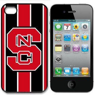 NCAA North Carolina State Wolfpack Iphone 5 Case Cover Cell Phones & Accessories