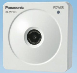 Panasonic Warranty VGA 640 x 480 H.264 Network Camera BL VP101P Computers & Accessories