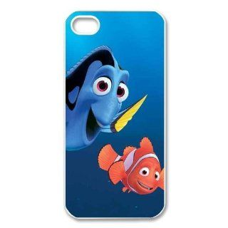 Disney Finding Nemo iPhone 5 Case Cover the Back and Corners Popular Cartoon Cover Case for Apple iPhone 5 Cell Phones & Accessories