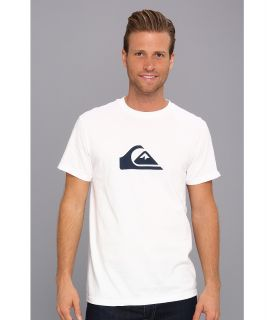 Quiksilver Mountain Wave Tee Mens T Shirt (White)