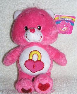 "Care Bears 7"" Plush Secret Bear Bean Bag Doll Toys & Games"