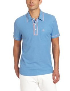 Original Penguin Men's Earl Polo Shirt, Riveria, Medium at  Men�s Clothing store
