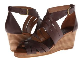 Lucky Brand Kalistoga Womens Wedge Shoes (Brown)