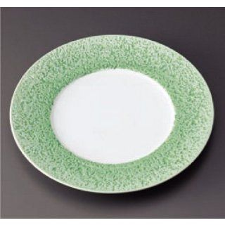 dinner plate kbu751 15 642 [10.95 x 0.99 inch] Japanese tabletop kitchen dish Pasta dish Coral 27 cm dinner (hiwa) [27.8 x 2.5cm] specialized white porcelain Restaurant Hotel Tableware commercial restaurant kbu751 15 642 Kitchen & Dining