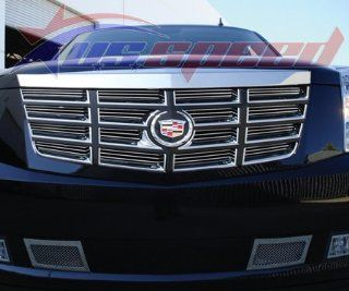 2007 2008 Cadillac Escalade, EXT,ESV Billet Grille Insert Automotive