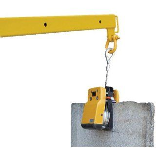 "Bear Claw Slab Lifters; Overall Size (WxDxH) 10"" x 10 1/4"" x 22 1/2""; Grip Range 5/8"" to 2 3/8""; Capacity 2, 646 lbs; Model# BSLV 60 Personnel Scissor Lifts"