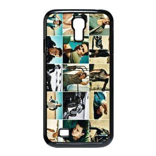 Custom Channing Tatum Cover Case for Samsung Galaxy S4 I9500 S4 857 Cell Phones & Accessories