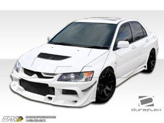2003 2006 Mitsubishi Lancer Evolution 8 9 Duraflex V Sport Body Kit   4 Piece Automotive