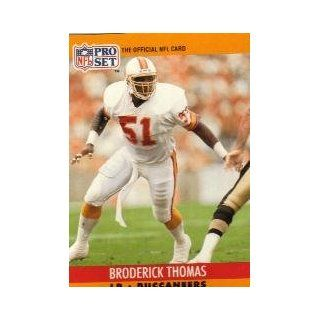 1990 Pro Set #659 Broderick Thomas Sports Collectibles