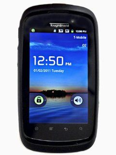 TOUGHSHIELD R 500 Rugged Tough Dual Sim IP67 Rated Black Factory Unlocked Android 2.3.5, GPS, WiFi Router, NFC, Gorilla Glass Touchscreen R500 Mobile Phone (2G GSM/GPRS/EDGE 850/900/1800/1900 MHz & 3G WCDMA/UMTS 850/900/2100MHz) Cell Phones & Acce
