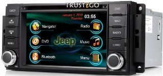 2007 2013 Jeep Wrangler 2008 2012 Jeep Liberty 2009 2013 Jeep Compass 2010 2013 Jeep Patriot 2008 2013 Jeep Grand Cherokee 2008 2010 Jeep Commander In dash Navigation DVD GPS Radio AV Receiver CD SD USB iPod/iPhone ready Bluetooth Hands free Touch Screen S