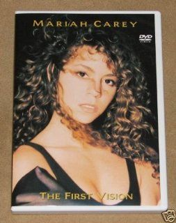 Mariah Carey the First Vision Dvd Movies & TV