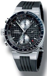 Oris 67775777054RS Watch 677 7577 7054 Williams F1 Team Mens   Black Dial Stainless Steel Case Automatic Movement at  Men's Watch store.