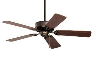 Emerson CF704ORB Northwind Indoor Ceiling Fan, 42 Inch Blade Span, Oil Rubbed Bronze Finish and Walnut/Dark Cherry Blades