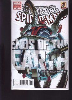 MARVEL THE AMAZING SPIDER MAN #682 2ND PRINTING VARIANT EDITION