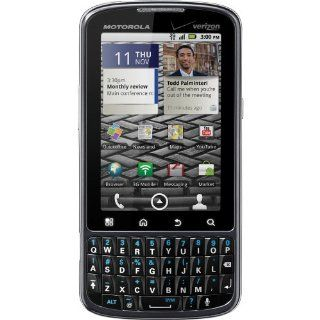Motorola Pro XT610 Unlocked GSM Android Cell Phone   Black Cell Phones & Accessories