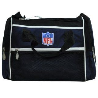 NFL Licensed Product Football Game Shield Gear Duffel Travel Bag Shoulder Strap  Sports Fan Bags  Sports & Outdoors