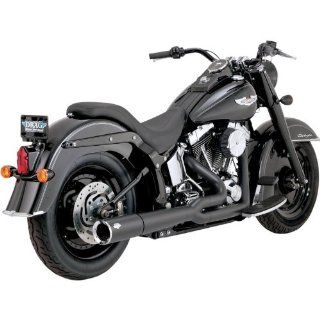 Vance & Hines Pro Pipe Exhaust   Black (BLACK) Automotive