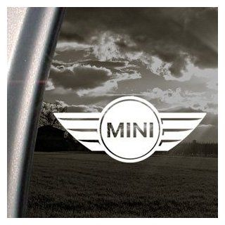 Mini Cooper Decal Car Truck Bumper Window Sticker   Automotive Decals