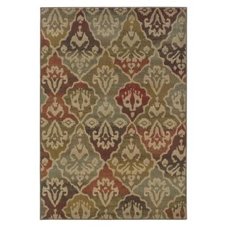 Empire Floral Area Rug (53x76)