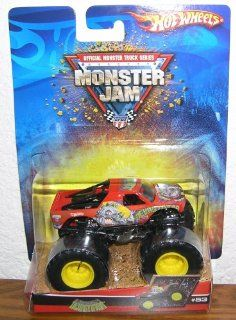 DEVASTATOR Hot Wheels Monster Jam Truck 164 Toys & Games