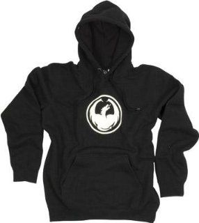 Dragon Alliance Corp Hoody , Distinct Name Black, Size Sm, Primary Color Black, Gender Mens/Unisex 723 3023 BLK MD Automotive