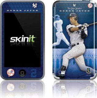 MLB   New York Yankees   Derek Jeter   New York Yankees   iPod Touch (1st Gen)   Skinit Skin   Players & Accessories