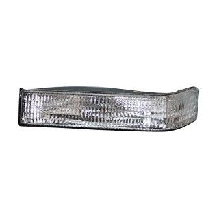 TYC 12 1522 01 Jeep Grand Cherokee Front Driver Side Replacement Parking/Signal Lamp Assembly Automotive