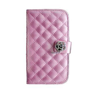 RuiLinXin RuiLinXin Pink Card Wallet Crystal Diamond Leather Case Cover For SamSung Galaxy S3 GT i9300 Cell Phones & Accessories
