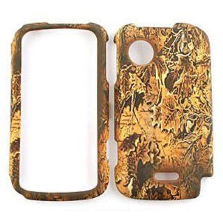 Huawei M735 Camo / Camouflage Hunter Series Hard Case/Cover/Faceplate/Snap On/Housing/Protector Cell Phones & Accessories