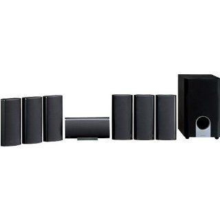 Onkyo SKS HT740 7.1 Channel Home Theater Speaker System   BLACK Electronics