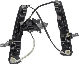 Dorman 751 217 Lincoln Aviator Front Driver Side Power Window Regulator with Motor Automotive