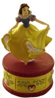 Disney Princess Snow White Collectible Musical Figurine by Enesco