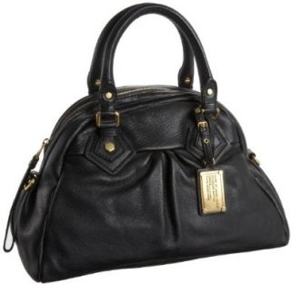 Marc by Marc Jacobs Classic Q Baby Aidan, Black, one size Shoulder Handbags Shoes