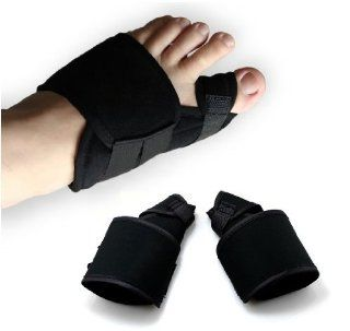 Big Toe Bunion Splint Hallux Valgus Foot Pain Relief Corrector 2pcs for Left and Right foot Health & Personal Care