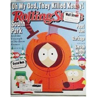 ROLLING STONE MAGAZINE # 780   FEBRUARY 19TH, 1998 SOUTH PARK ISSUE ROLLING STONE Books
