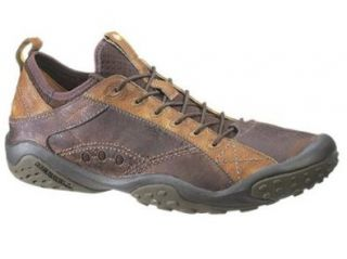 Merrell Men's Concorde Leather Shoe (Dark Brown)   7.5 Shoes