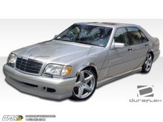 1992 1999 Mercedes Benz S Class W140 Duraflex W 1 Body Kit   4 Piece   Includes W 1 Front Bumper Cover (105382) W 1 Side Skirts Rocker Panels (105383) W 1 Rear Bumper Cover (105384) Automotive