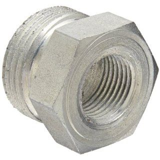 "Dixon Valve CC Plated Steel Boss Fitting, Spud, 3/8"" Female Thread Industrial Hose Fittings"