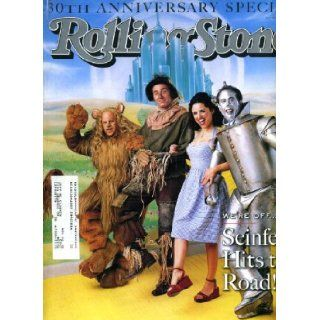 Rolling Stone May 28 1998 #787 Seinfeld Cast/Wizard of Oz Cover, 30th Anniversary Issue Jann Wenner Books