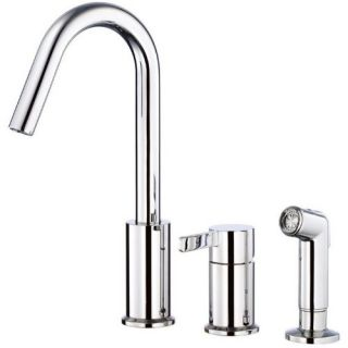 Danze Amalfi D409030 Single Handle Kitchen Faucet   Kitchen Faucets