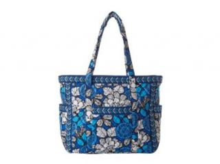 Vera Bradley Get Carried Away Tote (Blue Bayou) Shoes