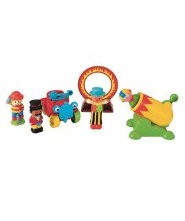 ELC HAPPYLAND CIRCUS SET KIDS TOYS ROLE PLAY PLAYSET Toys & Games