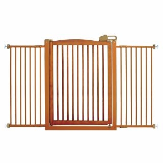 Richell Tall One Touch Pet Gate 150   Gates & Doors