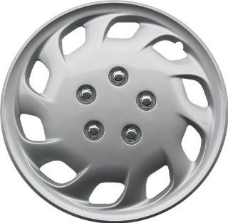 "Drive Accessories KT 825 15S/L, Pontiac Gran Prix, 15"" Silver Replica Wheel Cover, (Set of 4) Automotive"